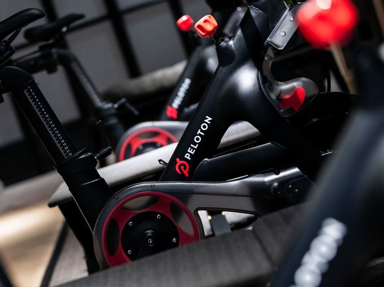 Peloton takes a ride on ESPN