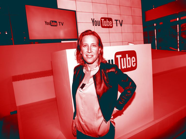 YouTube CEO responds to Trump order threatening web protections