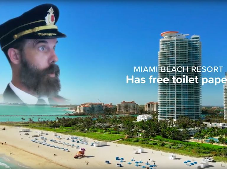 Hotels.com returns to travel marketing in new TV campaign