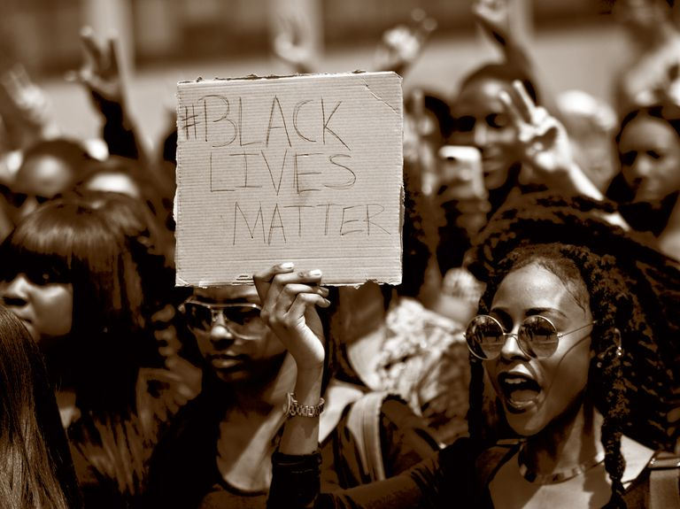 Archived blog tracking brands' responses to racial injustice, to June 30, 2020