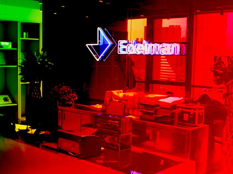 Edelman cuts 7 percent of global staff, reverses no-layoff pledge