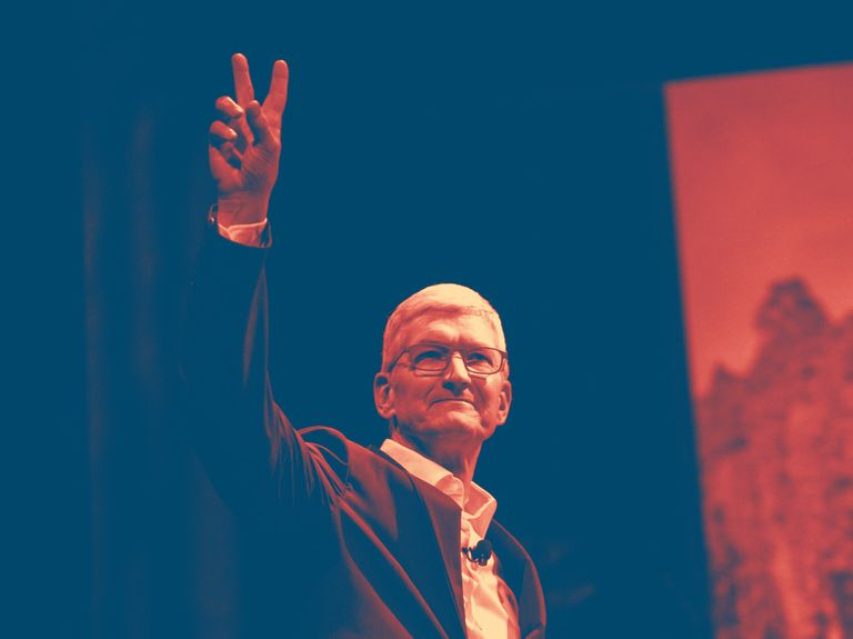 Apple CEO Tim Cook says his company must to 'do more' to fight racial inequality