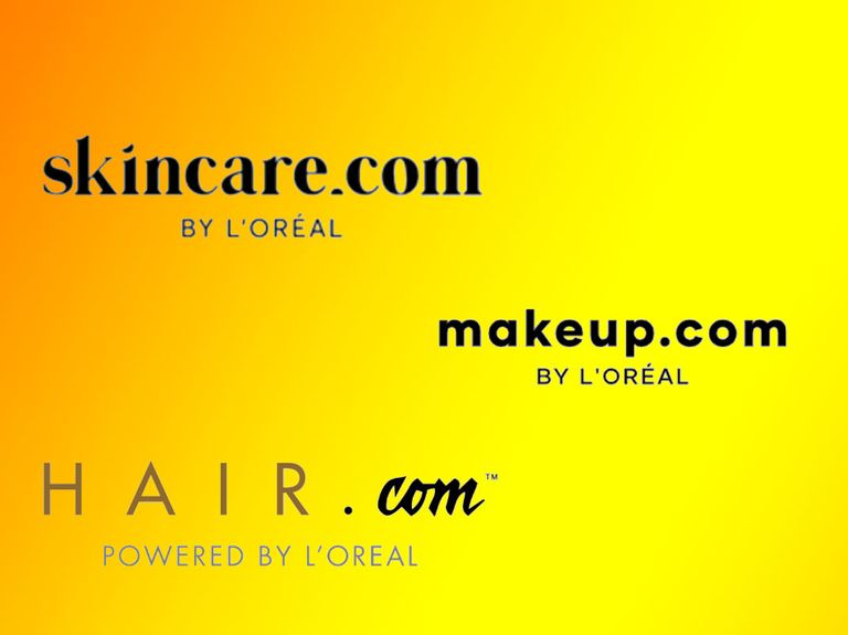 If you didn't know L'Oréal owned Makeup.com, now you probably will