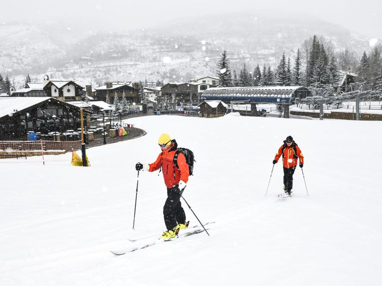 Vail Resorts CEO cites 'personal failing' on race, urges change