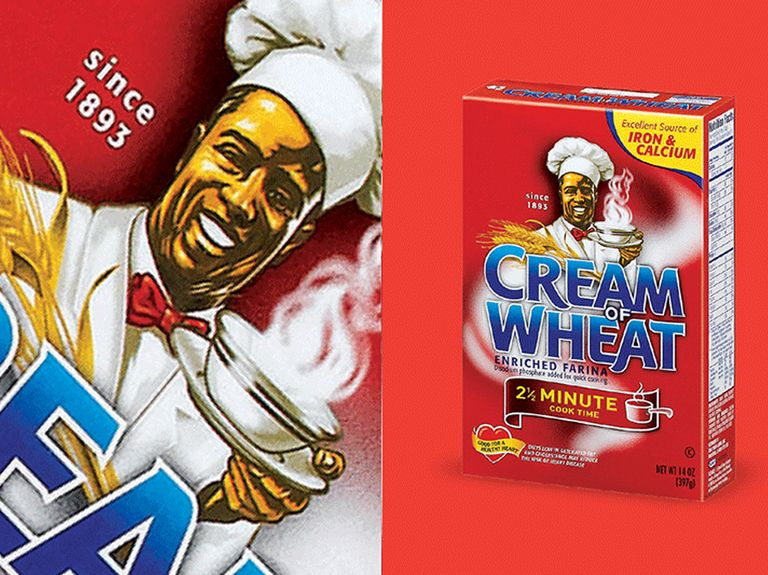 Cream of Wheat plans to remove the Black chef image from its packaging