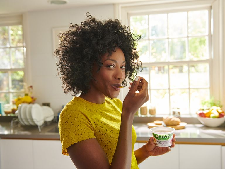 Activia tries an alphabetic approach to court younger yogurt eaters interested in gut health