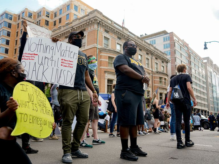 Opinion: Agencies say Black Lives Matter. But only a shock to the system will drive real change
