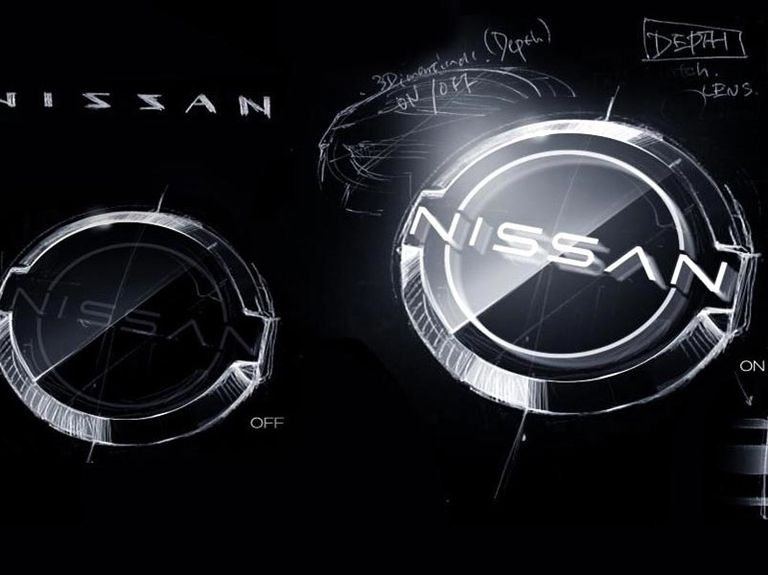 See how Nissan updated its logo for first time in 20 years
