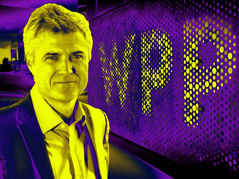 WPP releases U.S. diversity data in staff memo from CEO Mark Read