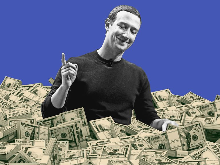 Facebook reports 10 percent ad growth and says it saw a similar spike during boycott