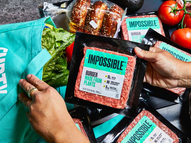Impossible Burger enters 2,100 Walmart stores across the U.S.