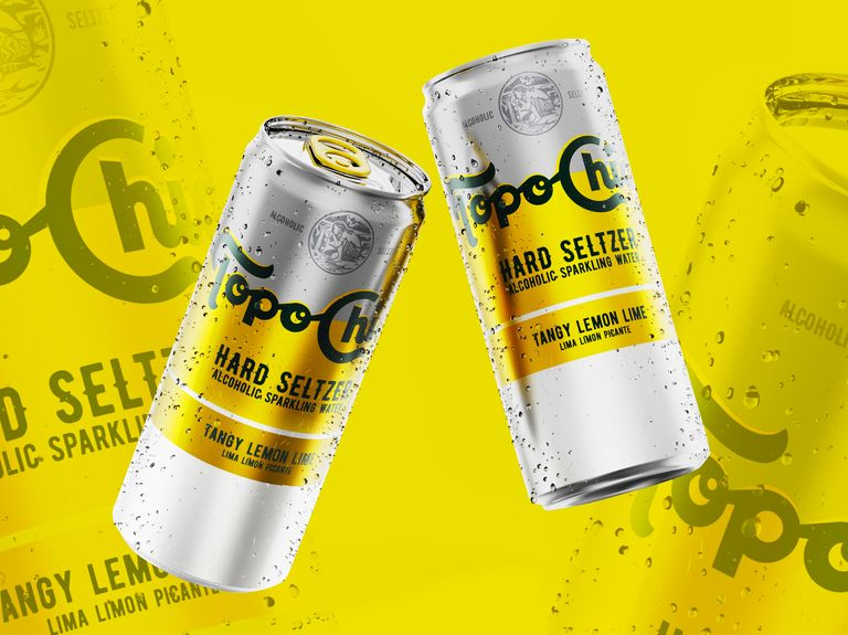 Molson Coors and Coca-Cola hook up for Topo Chico Hard Seltzer launch