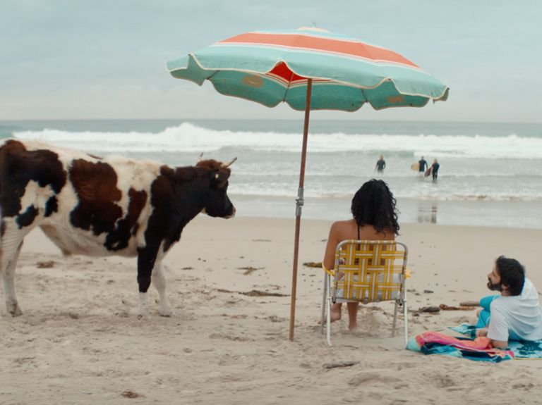 Here's a sneak peek at Beyond Meat's first broadcast TV commercial