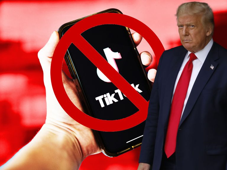 Trump says he will 'immediately' ban Chinese-owned TikTok from operating in U.S.