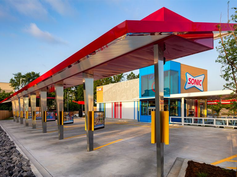Sonic's president dishes on the drive-in format's current success