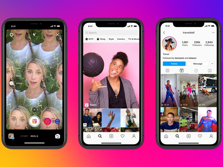 Instagram launches TikTok copycat feature called Reels
