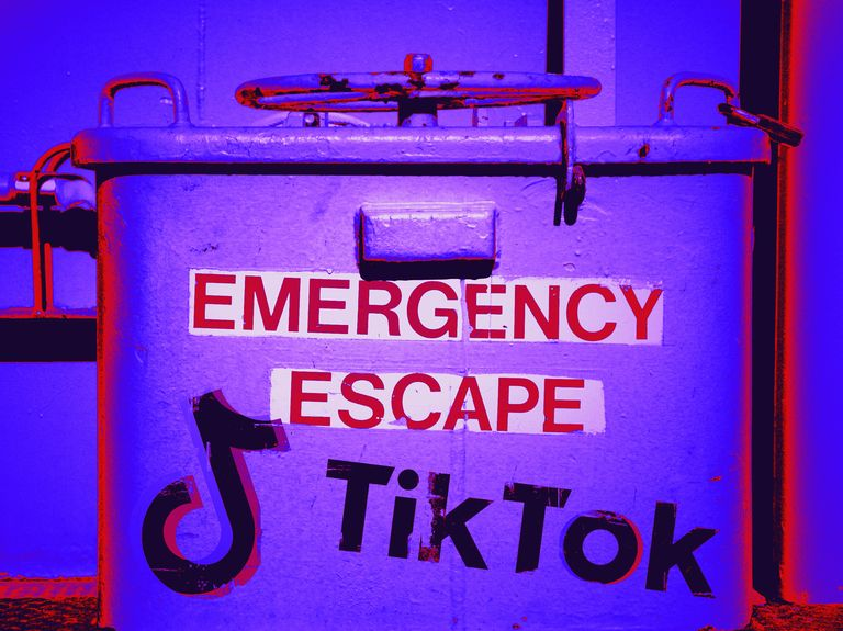 TikTok gives advertisers an emergency ripcord in case Trump gets his ban