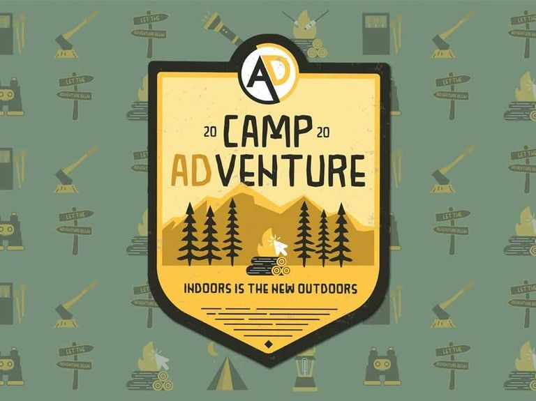 How a virtual advertising 'camp' saved internships for 200 students