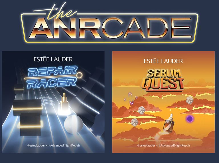 Estée Lauder turns to video games to launch anti-aging serum