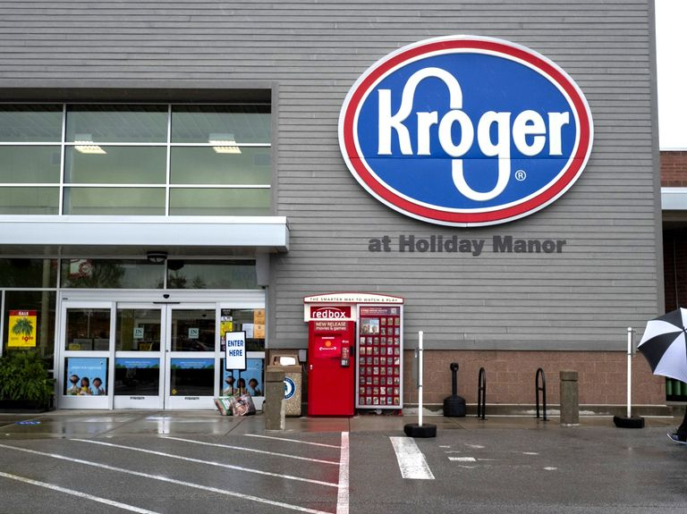 Kroger to build online marketplace to compete with Amazon, Walmart