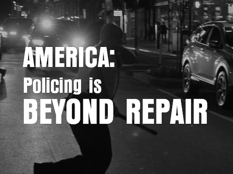 Agency Brief: Creative trio challenges the notion that defunding the police is 'crazy'