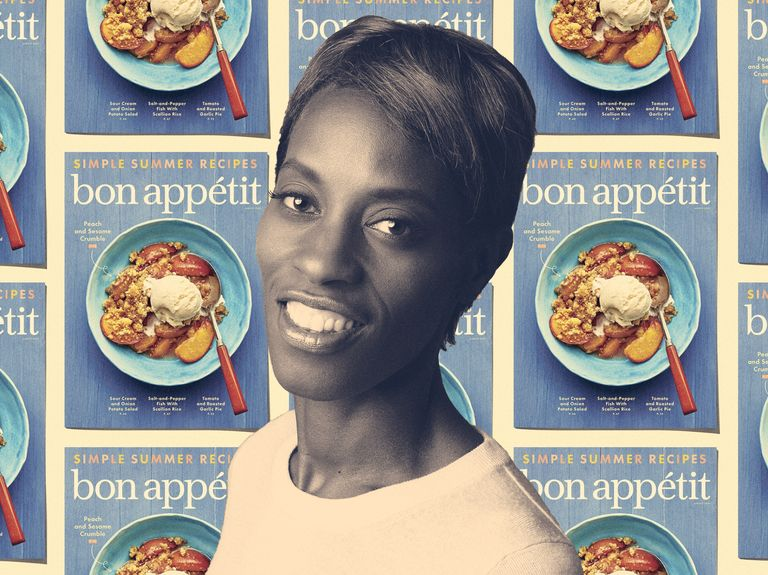 Bon Appétit names Dawn Davis, celebrated Simon & Schuster exec, new editor-in-chief