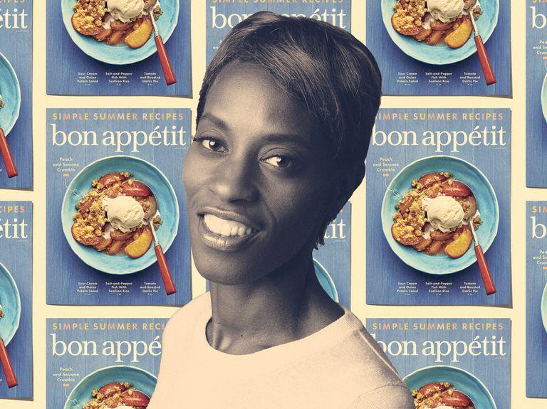 Bon Appétit names Dawn Davis, celebrated Simon & Schuster exec, new editor-in-chief