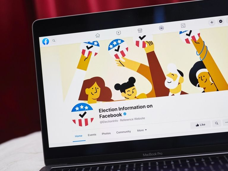Facebook will block new political ads a week before Election Day