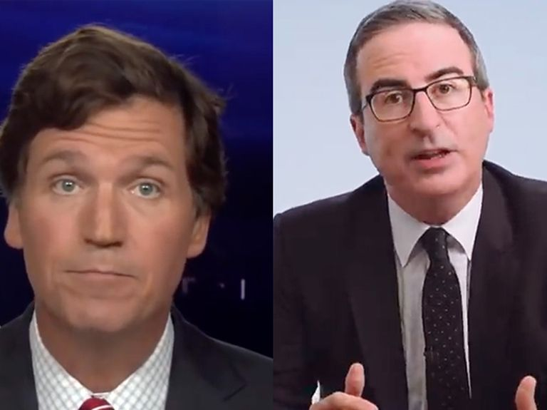 Tucker Carlson vs. John Oliver, what Twitter knows about you, and Nissan's big TV push: Datacenter Weekly