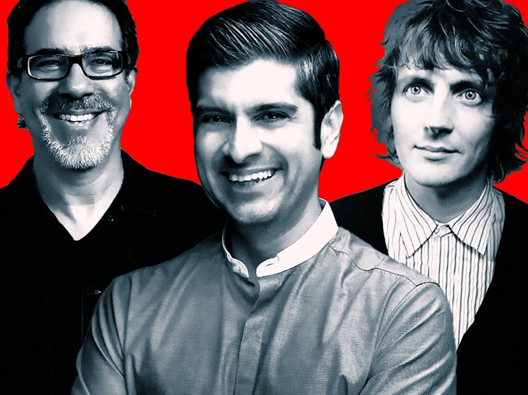 Exclusive: R/GA's Barry Wacksman, Saneel Radia and Mike Rigby plan to start their own venture