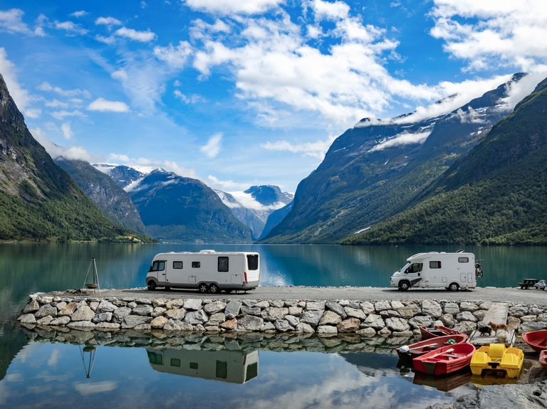 Why the RV rental business continues to surge