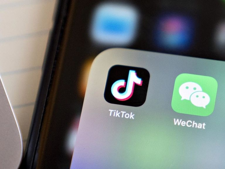 U.S. curbs WeChat transfers, limits TikTok app starting Sunday