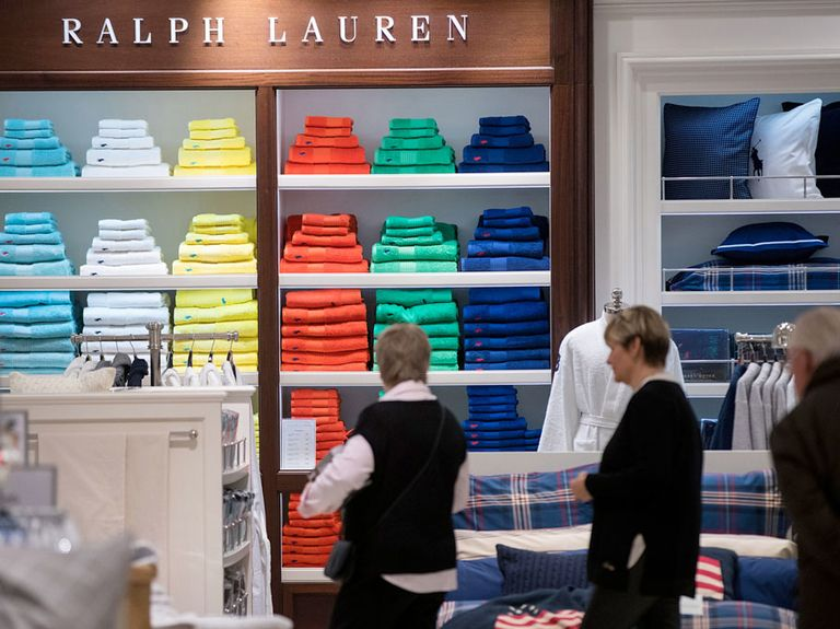 Ralph Lauren to eliminate 15 percent of workforce amid shift to e-commerce