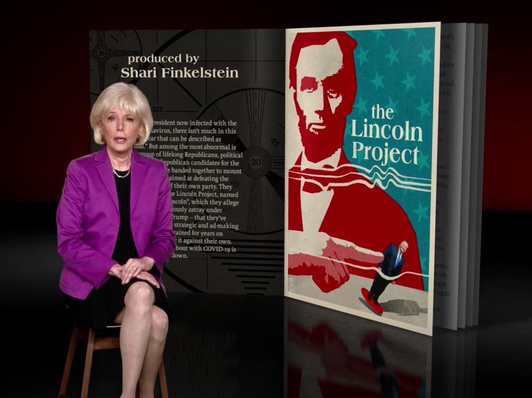 Inside The Lincoln Project: Watch the '60 Minutes' segment on the political ad-making sensation