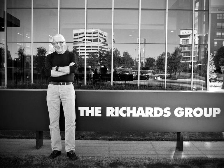 Stan Richards steps down at The Richards Group