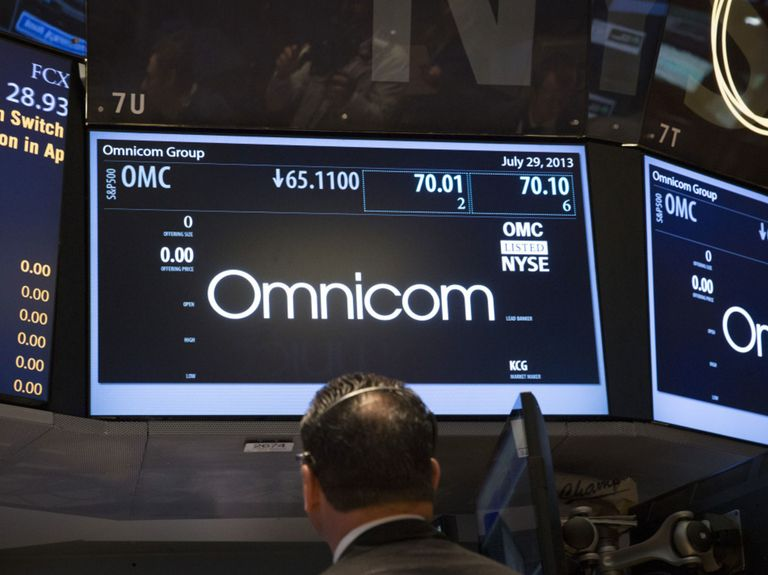 Omnicom Group sees sharp revenue declines in third quarter