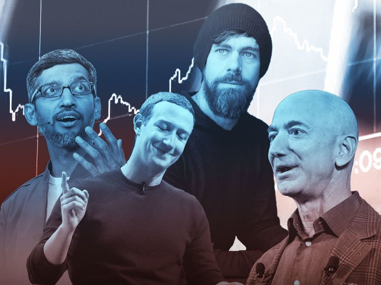 Everything you need to know about the Facebook, Twitter, Google and Amazon earnings frenzy