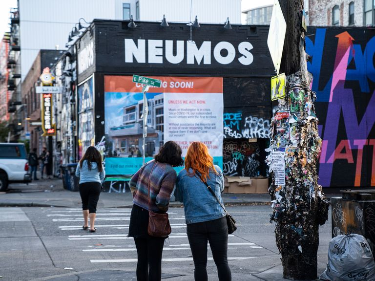 Agency Brief: Seattle shop illuminates dire situation facing Washington state's indie music venues