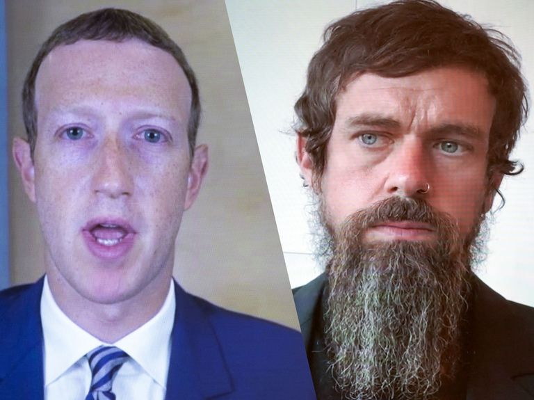 Facebook, Twitter CEOs to face Republicans furious about Trump loss