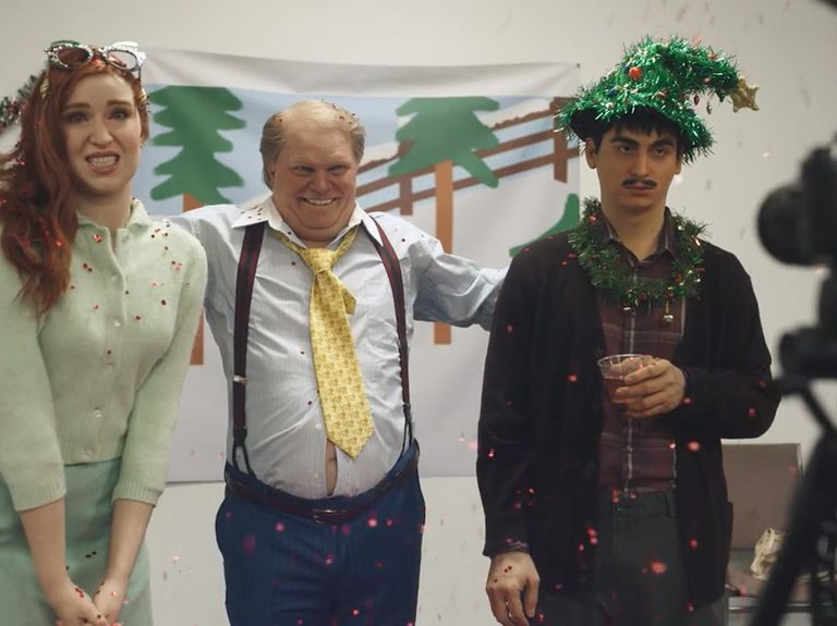 Miller Lite says goodbye to cringey office holiday parties in new campaign