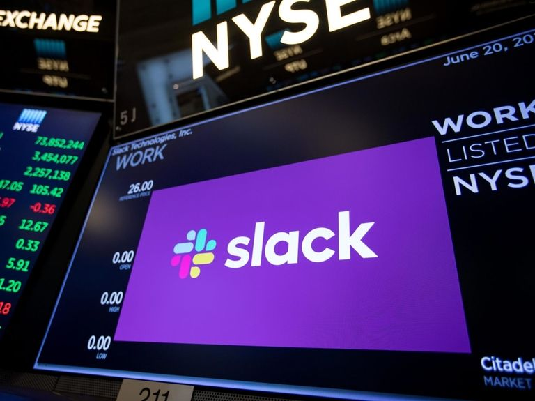 Salesforce agrees to buy software maker Slack for $27.7 billion