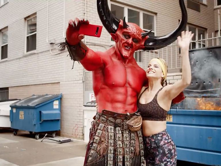 Ryan Reynolds creates a lovestruck, dating Satan for Match's devilish take on 2020