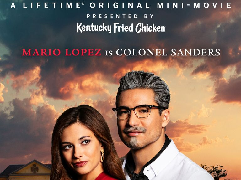 Watch: KFC's U.S. CMO on Mario Lopez's turn as Colonel Sanders