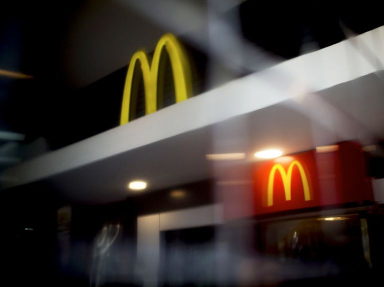 McDonald's warns U.S. franchisees of higher bills next year