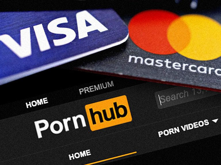 Visa joins Mastercard in Pornhub review following abuse claims