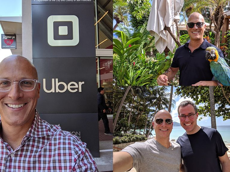 Uber's VP of global marketing on winging it, deleting Uber—and the upside of making mistakes