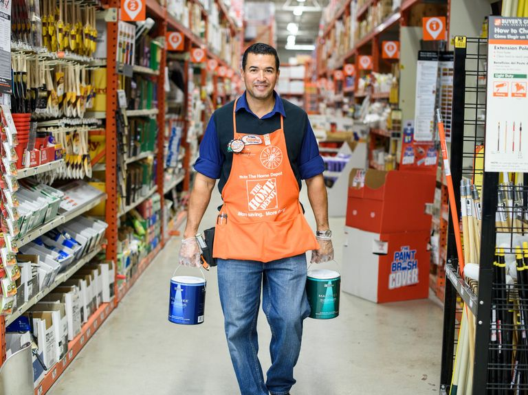 Home Depot enters next round of creative review