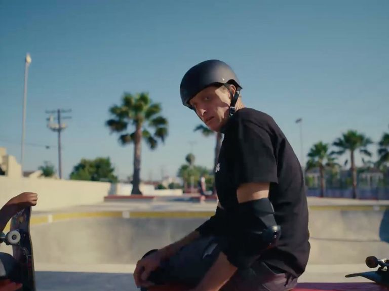 Tony Hawk stars in Uber's Olympics ad debut
