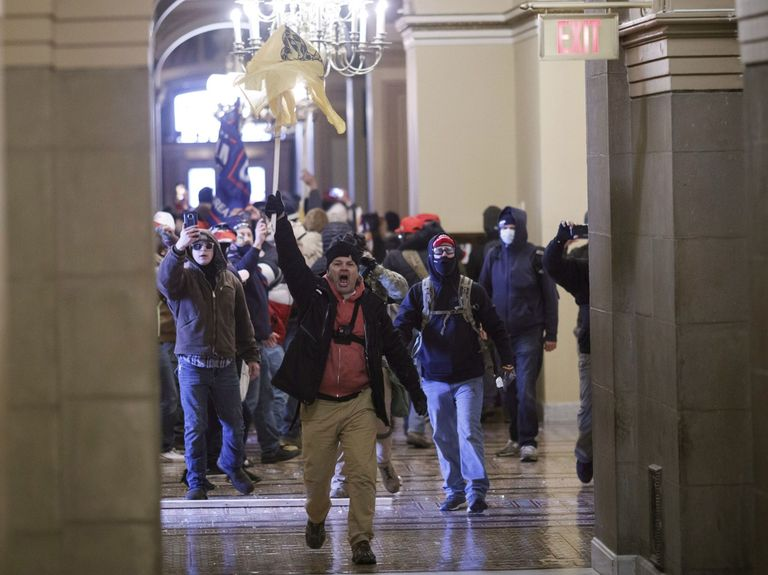 What to call Capitol extremists, and brands choose silence: Thursday Wake-Up Call