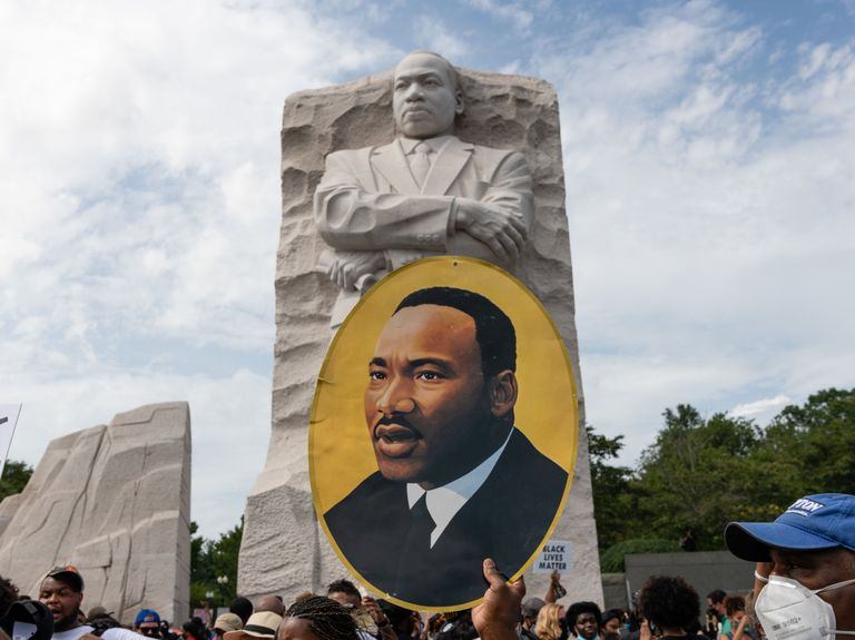 10 ways to virtually celebrate Martin Luther King, Jr. this holiday weekend